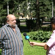 Интервью ТВ республики Алтай