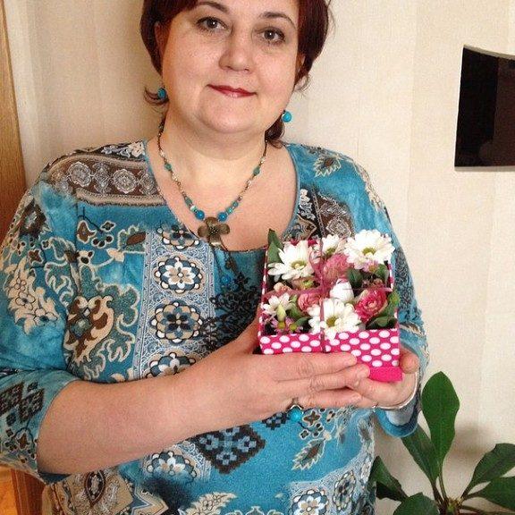 Крылова Наталья (Портрет)